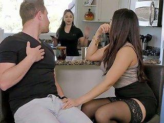 Hot Puerto Rican Seductress Sheena Ryder Seduces Girlfriend' Boyfriend