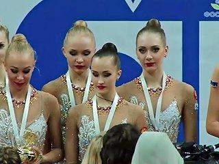 Russian Gymnasts