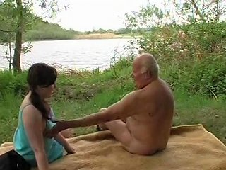 Grandpa Mireck A Fuck In The Forest Porn A8 Xhamster