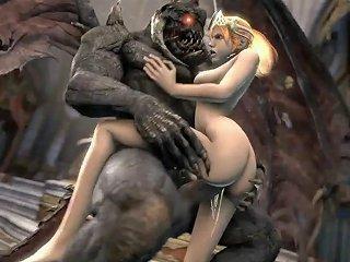 Princess X Dracula Free Hentai Hd Porn Video 4b Xhamster