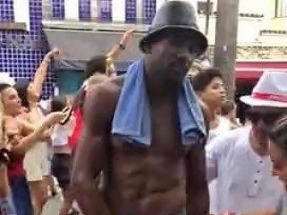 Huge Cock Black Guy Found In Public