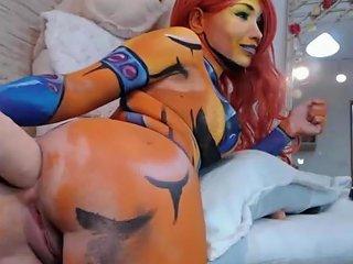 Quick Halloween Creampie Free Anal Porn Video 24 Xhamster