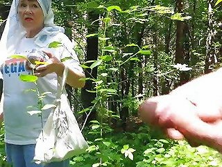Good Grandmother In The Forest Free In The Forest Hd Porn