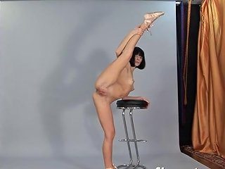 Education Personal Naked Gymnastics Rina