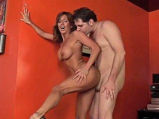 Tara Holiday And Young Experienced Dick