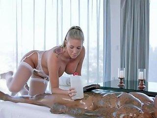 Blacked Samantha Saint Cant Resist Bbc And Rimming Porn 1a