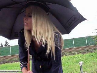European Teen Stewardess Banged In Uniform Free Hd Porn E1