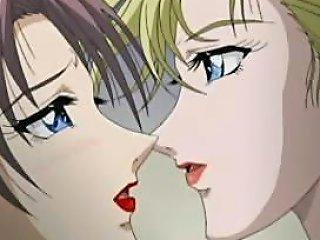 Sexy Lesbians Hentai Teach